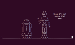 Picture for Star Wars ASCII